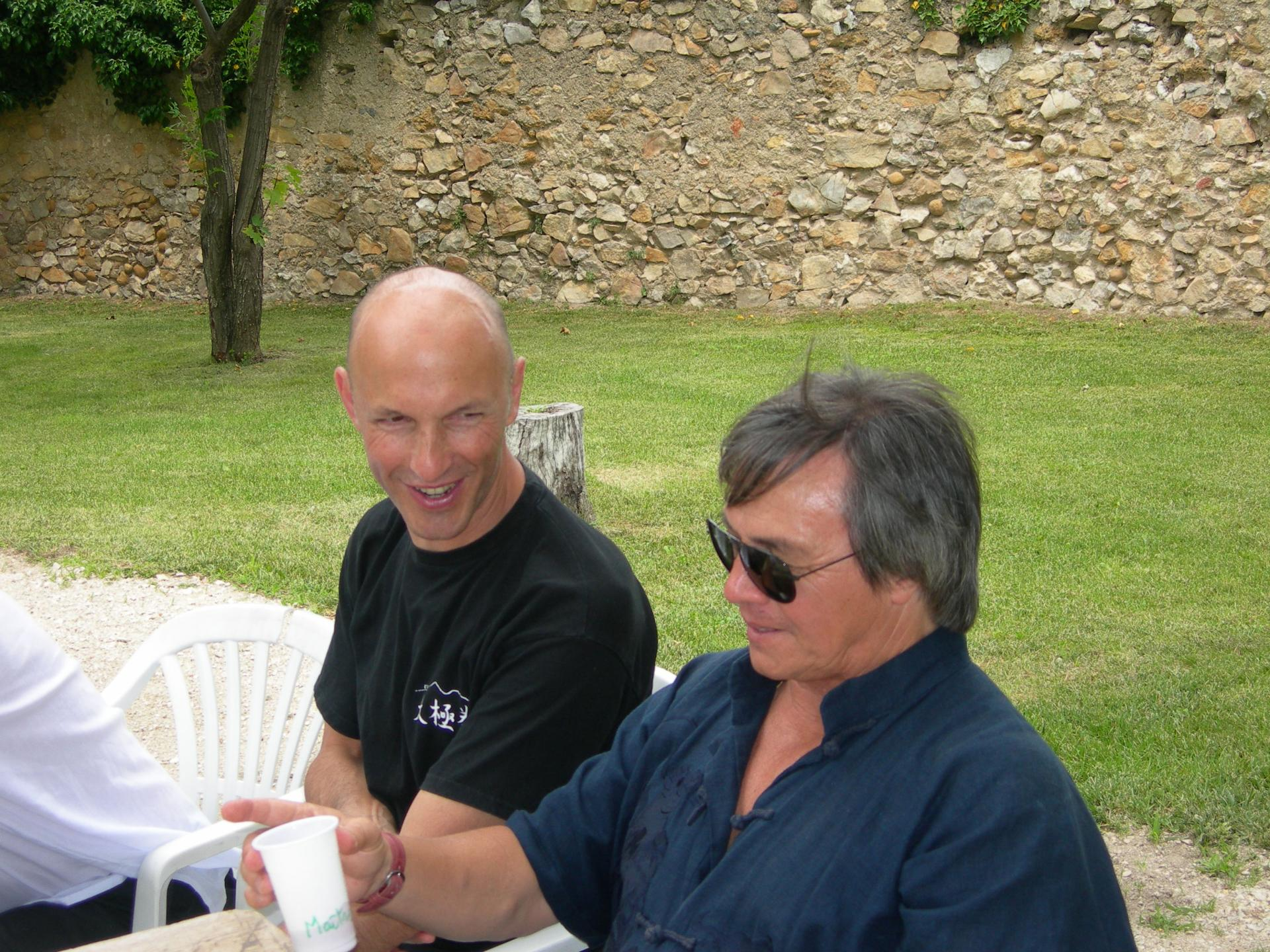 Louis et Pascal